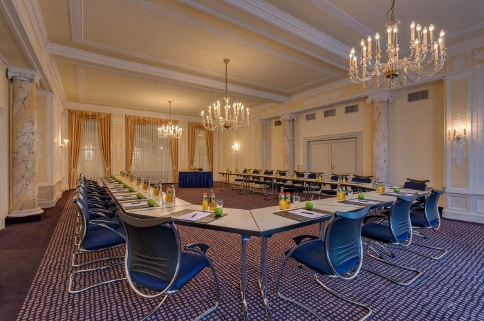conference rooms in Baden-Baden, Conference Rooms, Hotel am Sophienpark